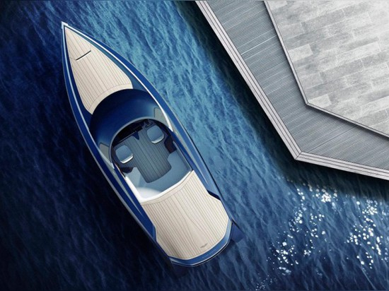 ASTON MARTIN TAKES ON THE WORLD OF POWERBOATS WITH THE AM37