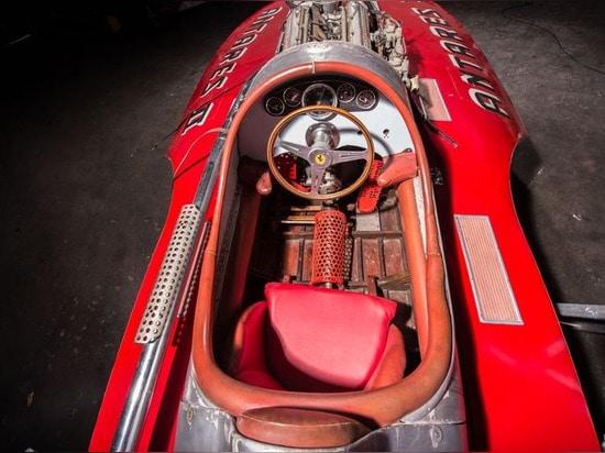 FERRARI RACER ANTARES II UP FOR AUCTION