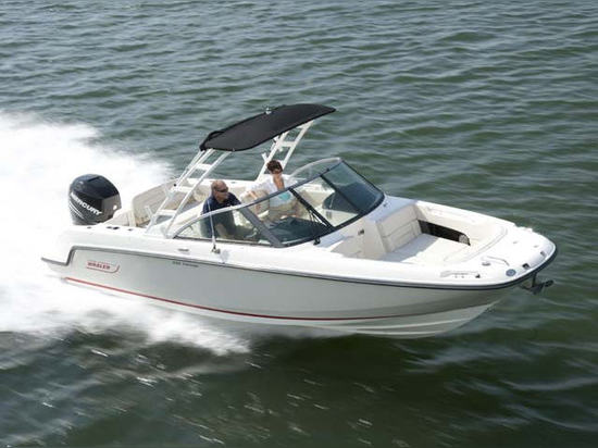 MANUFACTURER SPOTLIGHT: BOSTON WHALER