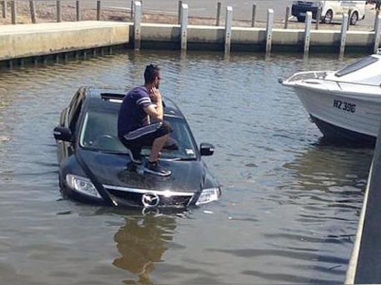 Nope, That's Not The Way: 12 Boat Launch Fails