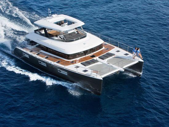 LAGOON 630 MY: A VOLUMINOUS WONDER AT SEA