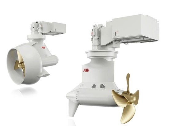 Azipod D is available in open propeller and ducted versions