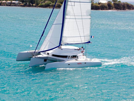 MULTI AT ITS BEST: VISIT THE NEEL 45 AT THE GRAND PAVOIS LA ROCHELLE