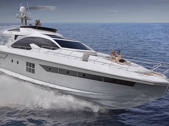 NEW 2014 MODELS FOR AZIMUT YACHTS
