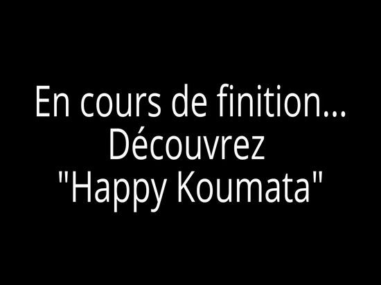 "Privilege Serie 5 ""Happy Koumata"" en finition"