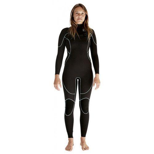 水上スポーツ用ウェットスーツ / フルタイプ / 長袖 / 女性用