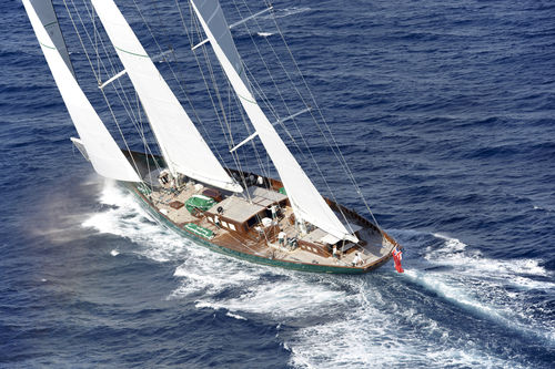 クルージング豪華帆船 / クラシック / カーボン製 / リフティングキール