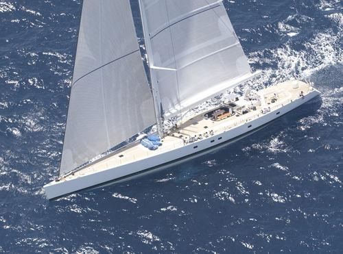 高速クルージング豪華帆船 / クラシック / ブリッジサロン / カーボン製
