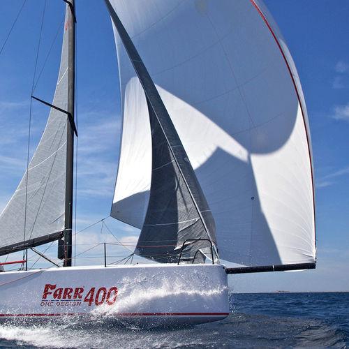 ヨット用バウスプリット / 炭素