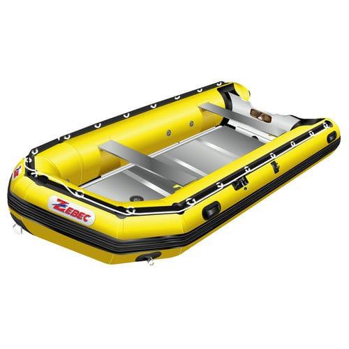 船外インフレータブルボート / 折り畳み式 / スポーツ / 9人