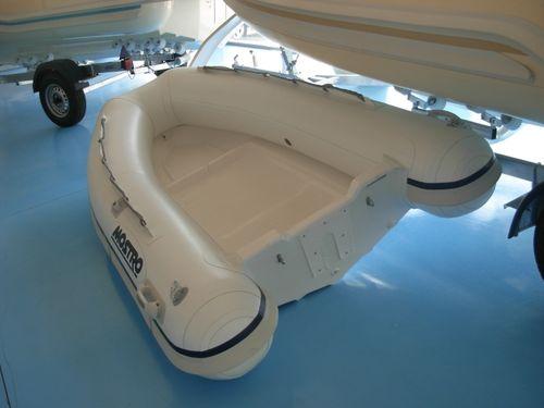 船外インフレータブルボート / 半硬式 / ヨット用付属品 / 4人