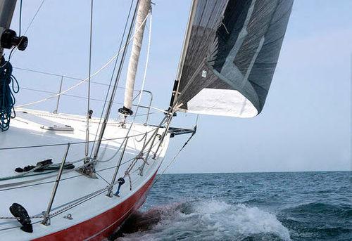 帆船用貯蔵庫