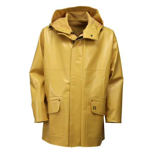 沿岸ナビゲーションジャケット / 防水 / フード付き / 長袖