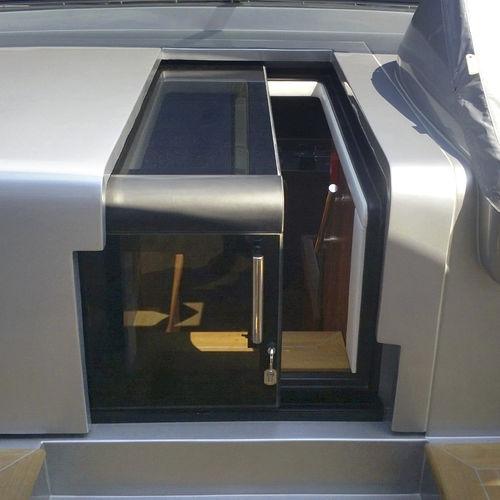 ヨット用ドア / パンタグラフ式