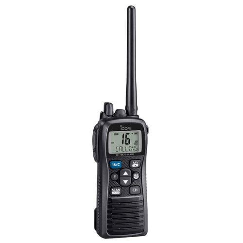 ボート用ラジオ / ポータブル / VHF / IPX8