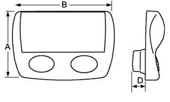 ボートオーディオプレーヤー用ケ-ス / 防水