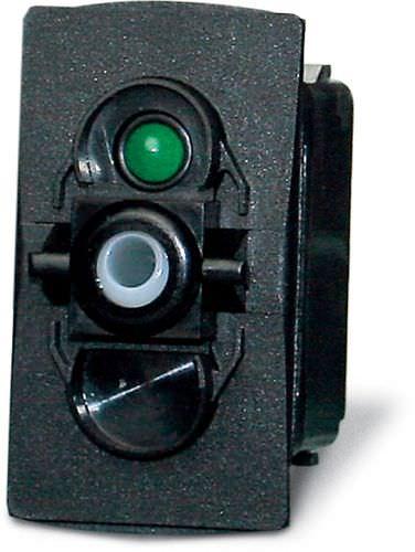ボート用鍵式ロックスイッチ / 防水 / 電気回路用