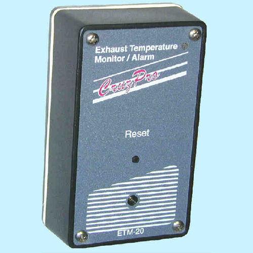 ボート用アラーム / 排気ガスの温度 / エンジン