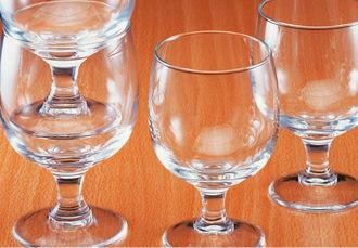 ポリカーボネート製グラス