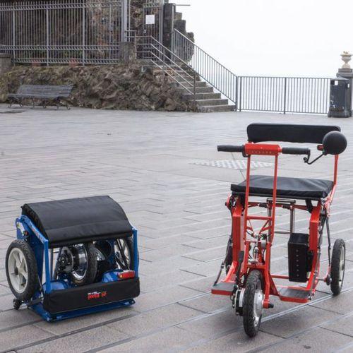 折畳みスクーター / 電気