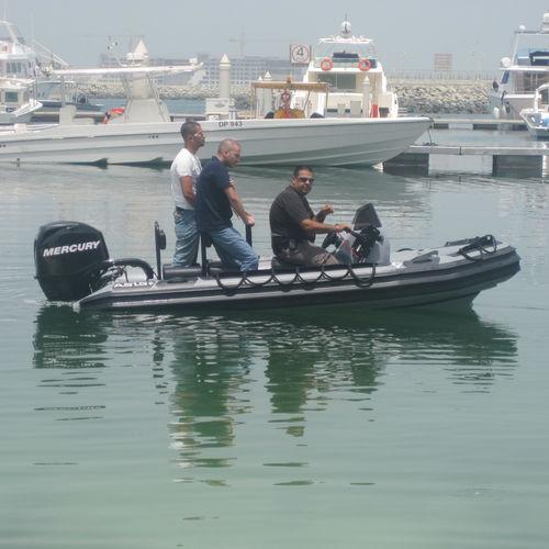 軍船 / 船外 / 複合艇 / アルミ製