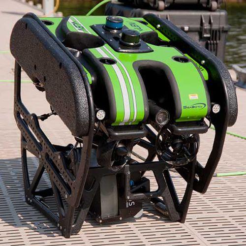 ROV用ソナー / マルチビーム / 3D