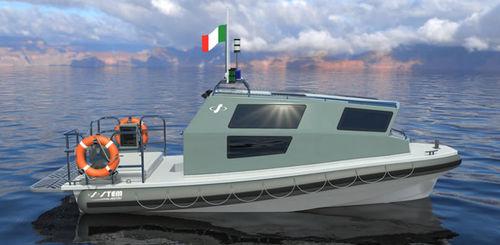 監視船 / 作業船 / 客船 / 軍船