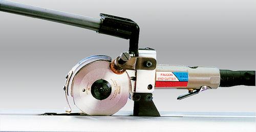 回転ナイフ切断機 / 空気圧 / プラスチック / ゴム
