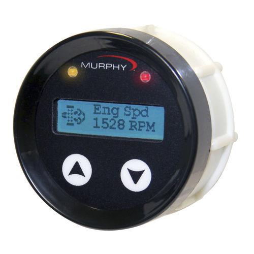 ボート用インジケーター / 速度 / 温度 / 油圧
