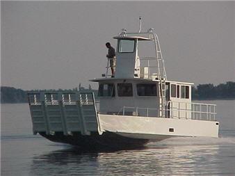 上陸用舟艇 / インボードウォータージェット / アルミ製