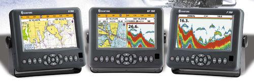GPS / カードリーダー / エコー水深測量機 / ボート用