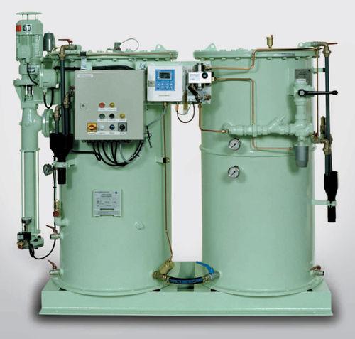 船用分離器 / 水 / 油 / 縦型 / ビルジ水用