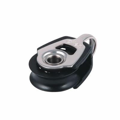 ボールベアリングブロック / 1 / 固定トグル / 最大ロープサイズ:6 mm