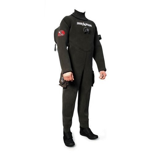潜水ドライスーツ / ワンピース型 / ユニセックス