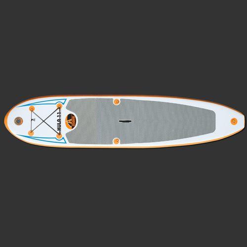 ツ-リング用立ち型パドルボード / サーフィン / 膨張式 / フォーム