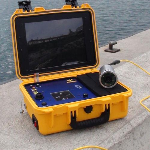 ヨット用ビデオカメラ / 海中 / カラー / アナログ
