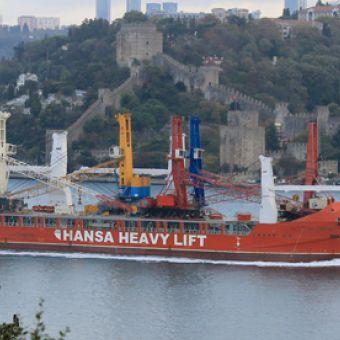 船用クレーン / 港湾 / デッキ / 重積載用