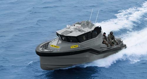 軍船 / 船外 / アルミ製
