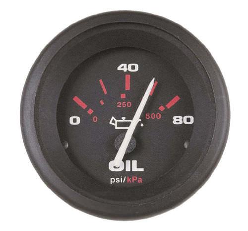 ボート用インジケーター / 油圧 / アナログ