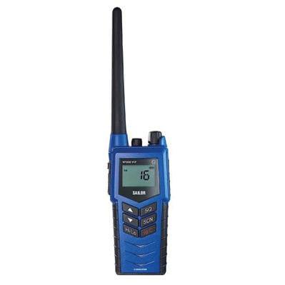 海用ラジオ / ポータブル / VHF / IP67