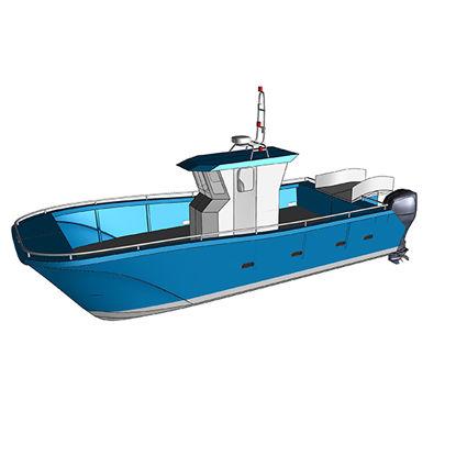 客船 / 業務用漁船 / カタマラン / 船外