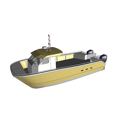 水上バス / 業務用漁船 / 船外