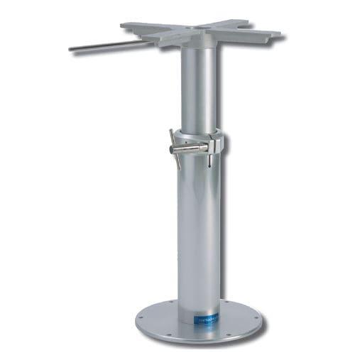 調節可能テーブル用柱脚 / 伸縮 / アルミ製