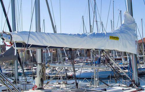 安全カバー / 帆船用 / メインセイル