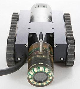 パイプライン検査用ROV