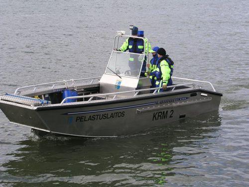 上陸用舟艇 / アルミ製