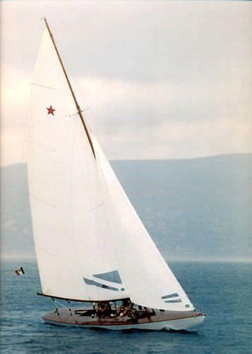 大帆 / ワンデザインスポーツキールボート