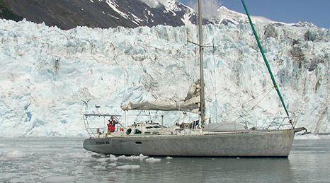 海洋クルージング帆船 / オープントランサム / アルミ製