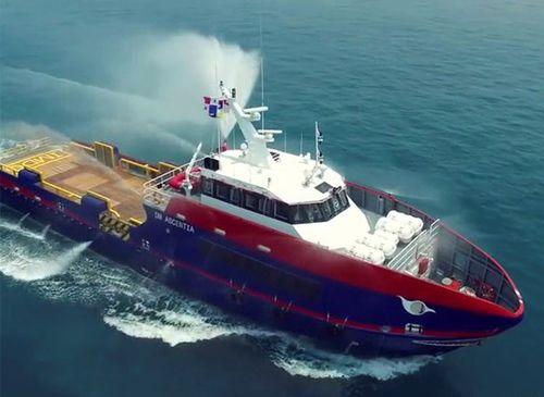供給オフショア支援船 / 人員輸送用