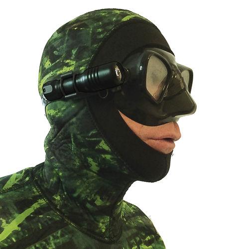 LED潜水用小型ヘッドライト